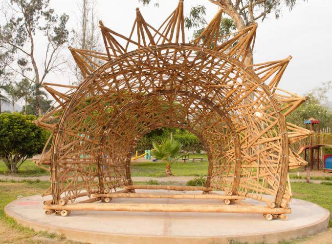 Santuario de Bambú Azpitia