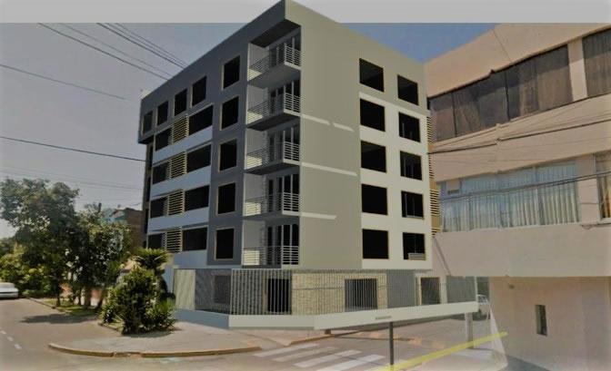 Edificio Multifamiliar Morales