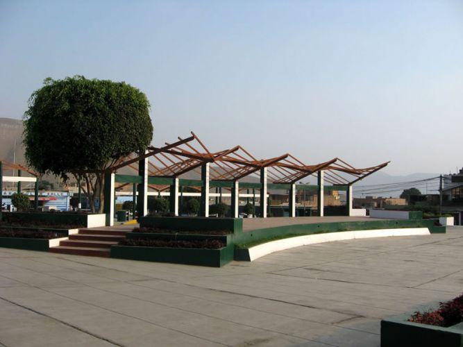 Remodelación Plaza Principal Ventanilla