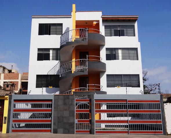 Edificio Multifamiliar Porras
