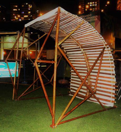 Stand Bambú FIIS